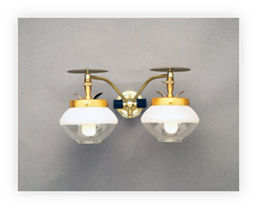 The LP Falks Gas Wall Light Contains Polished Brass Lights Which Are  Crafted And Hand Assembled In The Original Design. They Grace Any  Environment With ...