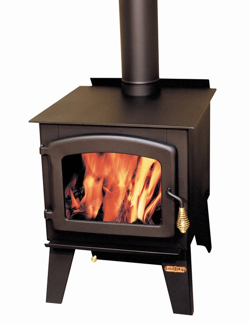 Drolet Austral Wood Stove w/blower - Austral Wood Stove W/blower Wood Stoves Susitna Energy Systems