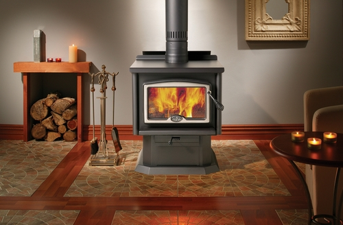 with its perfect balance between power efficiency and cleanliness the  osburn wood stove is truly unique able to heat up to square feet with a - Wood Stove. . Epa Certified Cast Iron Log 900 Square Foot Wood